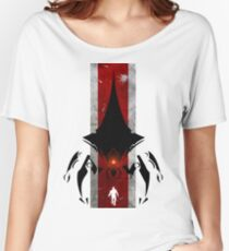 The commander t-shirt & Poster Women's Relaxed Fit T-Shirt