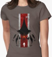 The commander t-shirt & Poster Women's Fitted T-Shirt