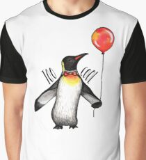 Too Cool Penguin  Graphic T-Shirt