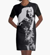 Hedwig on Bway Graphic T-Shirt Dress