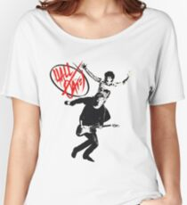 daryl hall and john oates Women's Relaxed Fit T-Shirt