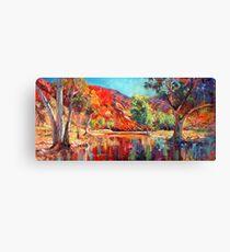 Ormiston Gorge Canvas Print