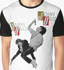 daryl hall & john oates Graphic T-Shirt