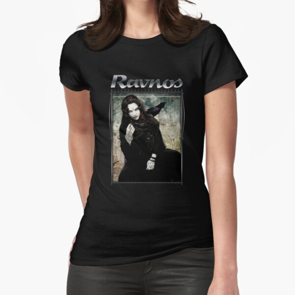 Masquerade Clan: Ravnos V20 Fitted T-Shirt