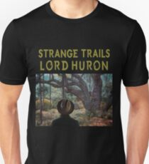 lord huron strage trails cover 2016 Unisex T-Shirt