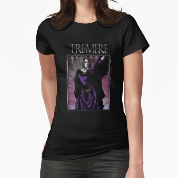 Masquerade Clan: Tremere V20 Fitted T-Shirt