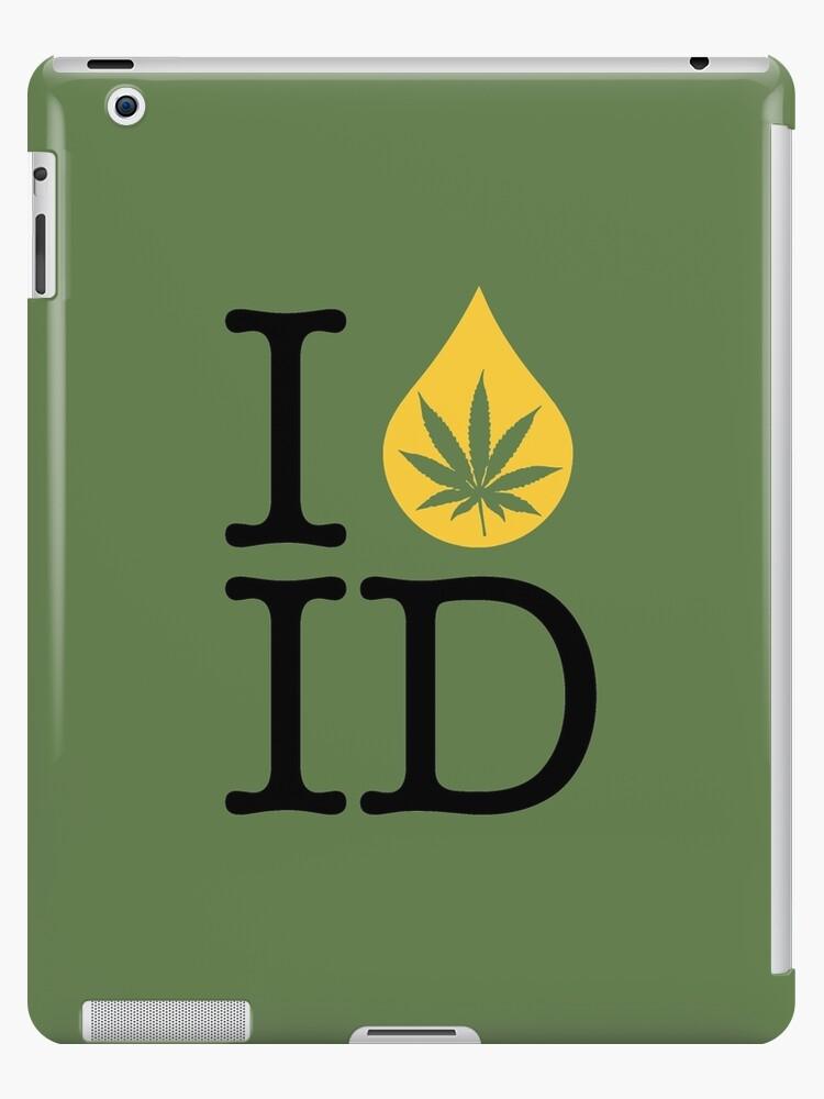 I Dab ID (Idaho) by LaCaDesigns