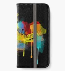 Watercolor Melody iPhone Wallet/Case/Skin