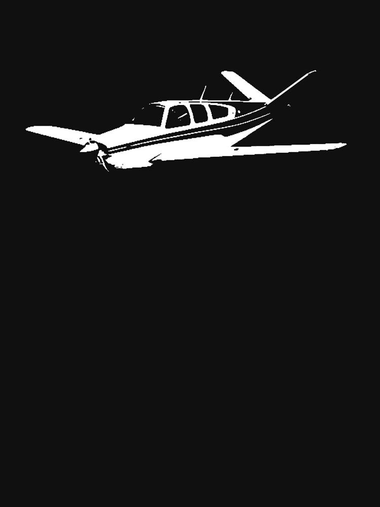 Beechcraft Bonanza V35B by cranha