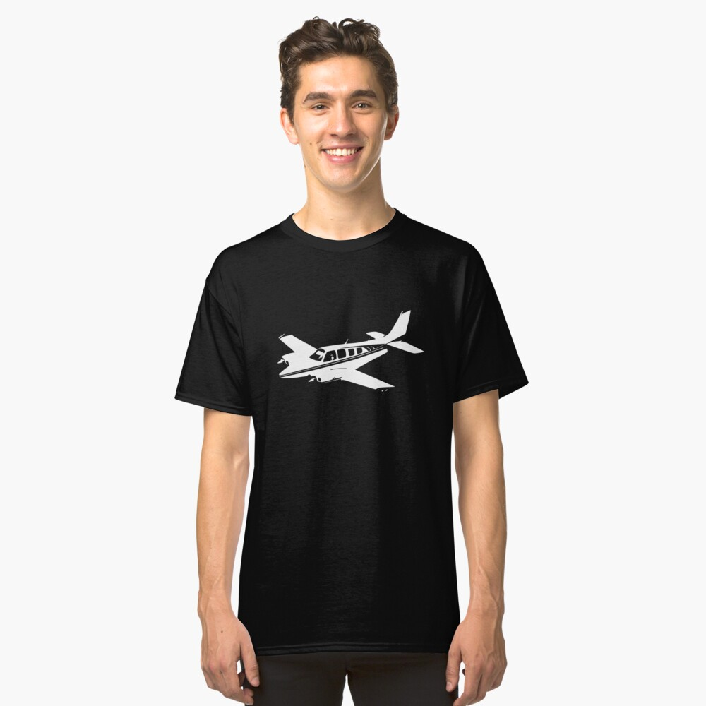 Beechcraft Baron 58 Classic T-Shirt