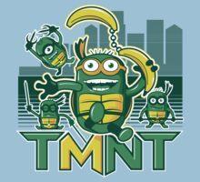 Teenage Minion Ninja Turtles | Unisex T-Shirt
