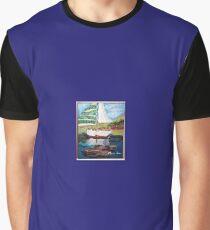 My Heart's Sail Graphic T-Shirt