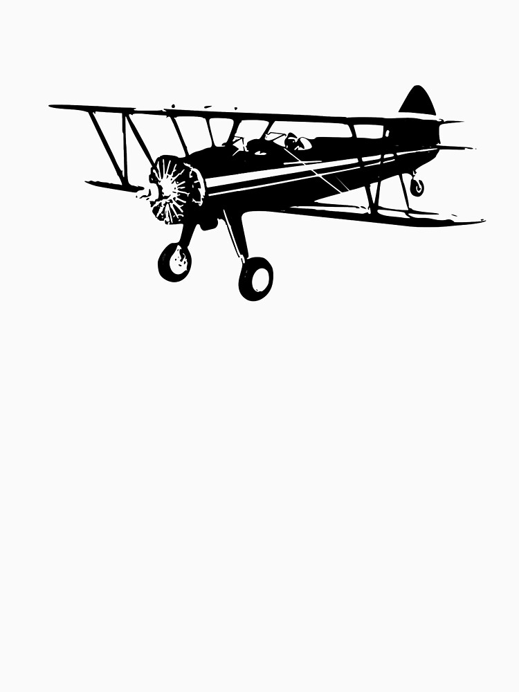 Stearman Biplane by cranha