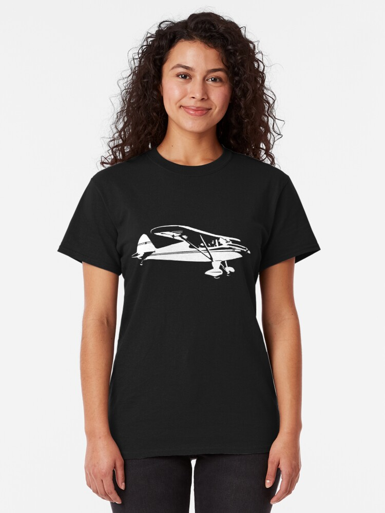 Alternate view of Piper Pacer PA20 Classic T-Shirt