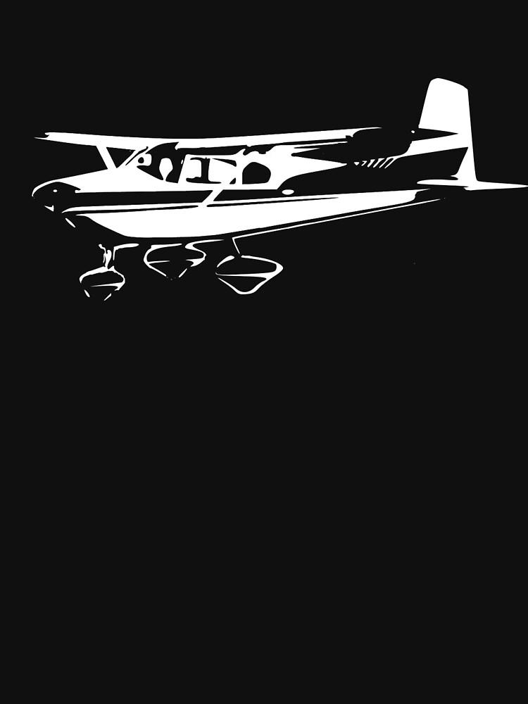 Cessna 182 Vintage by cranha