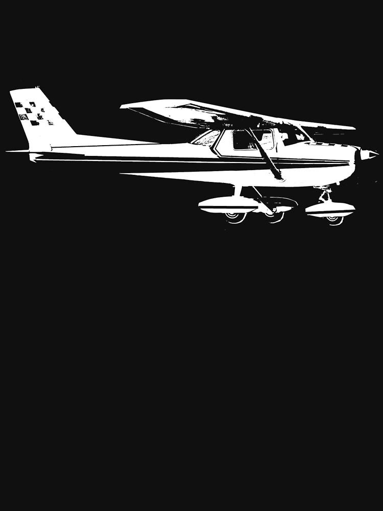 Cessna 150 by cranha