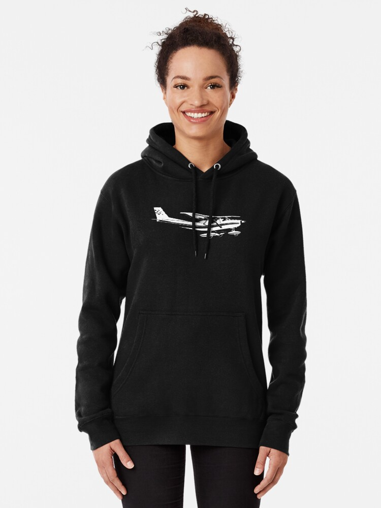 Alternate view of Cessna 150 Pullover Hoodie