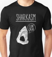 Sharkasm Slim Fit T-Shirt