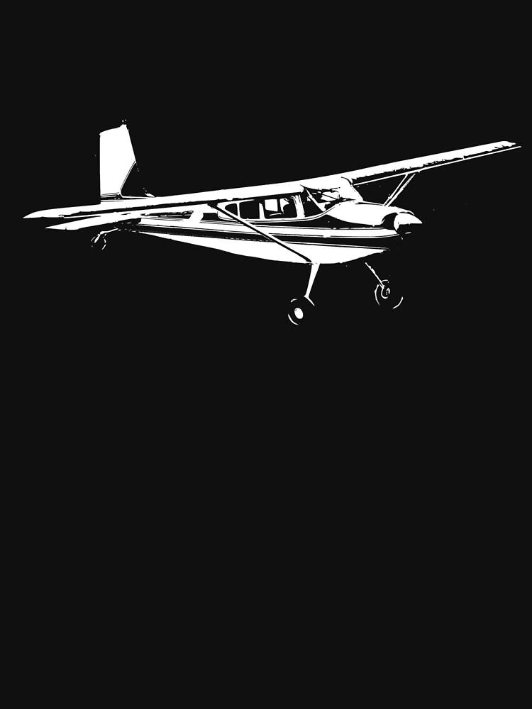 Cessna 180 by cranha