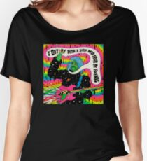 Help From My Fwends Women's Relaxed Fit T-Shirt
