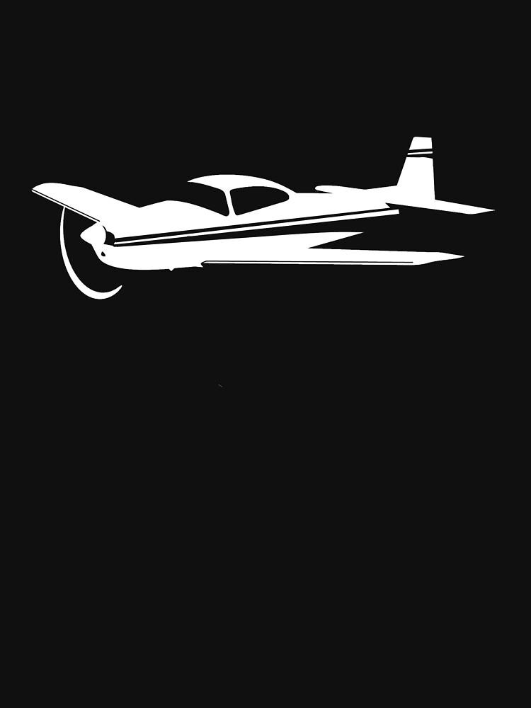 Navion Aircraft by cranha