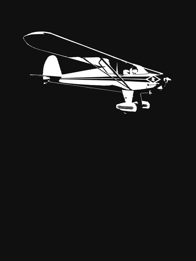 Luscombe Airplane by cranha