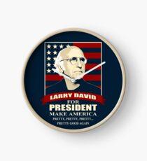 Reloj Larry David para presidente
