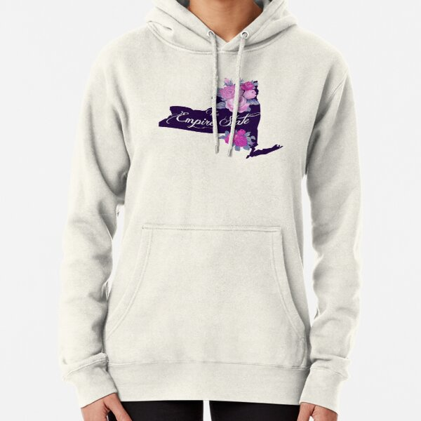 NYC Empire State Express Pullover Hoodie Sweatshirt 66