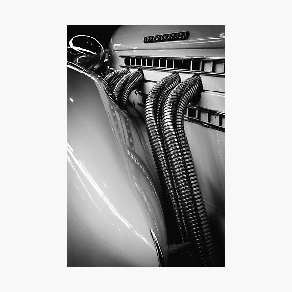Automobile   Photographic Print