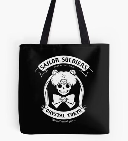 Moon's Angels Tote Bag