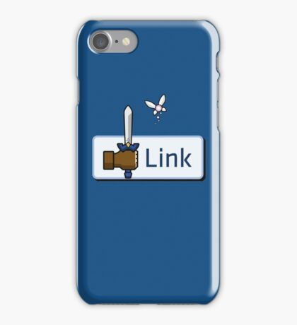 I Like Link iPhone Case/Skin