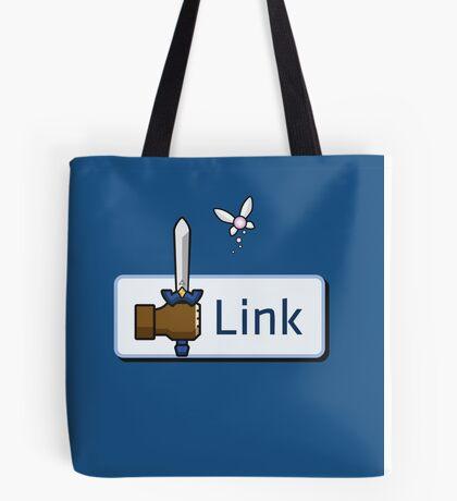 I Like Link Tote Bag