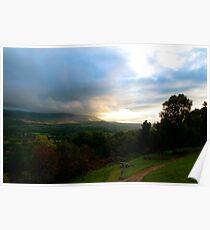 gap of dunloe view Poster