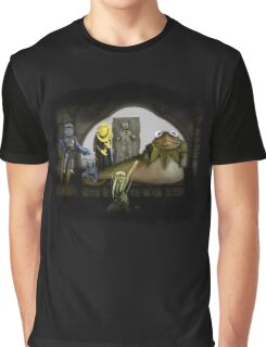 Kermit the Hutt Graphic T-Shirt