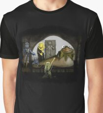 Kermit the Hutt Graphic T-Shirt