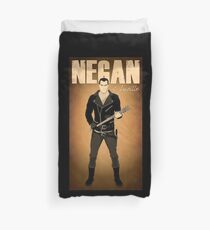 negan - the walking dead Duvet Cover