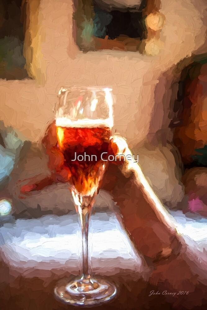 Cheers! Happy New Year! by John Corney