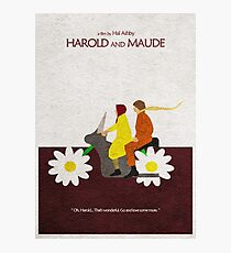 Harold and Maude Photographic Print