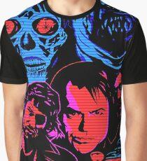 John Carpenter Graphic T-Shirt