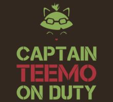 Teemo - On Duty | Unisex T-Shirt