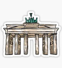 Brandenburger Tor Sticker