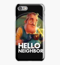 Hello Neighbor - Hot Chocatle iPhone Case/Skin