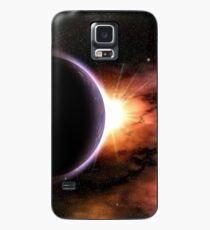 Twin Planets Case/Skin for Samsung Galaxy