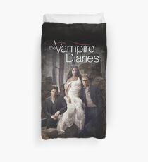 The Vampire Diaries Cover Duvet Cover