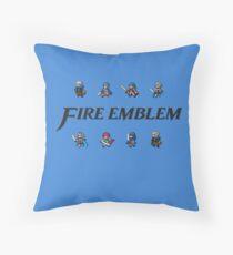 SMASH LORDS | Fire Emblem Throw Pillow