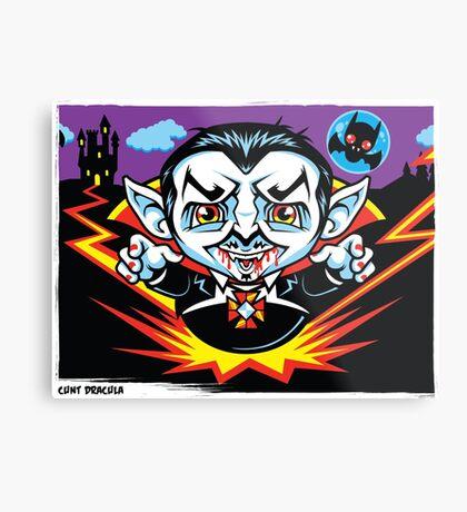 Cunt Dracula Metal Print