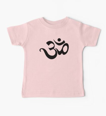 "Yoga ""Om Symbol"" T-Shirt Kids Clothes"