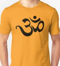 "Yoga ""Om Symbol"" T-Shirt Unisex T-Shirt"