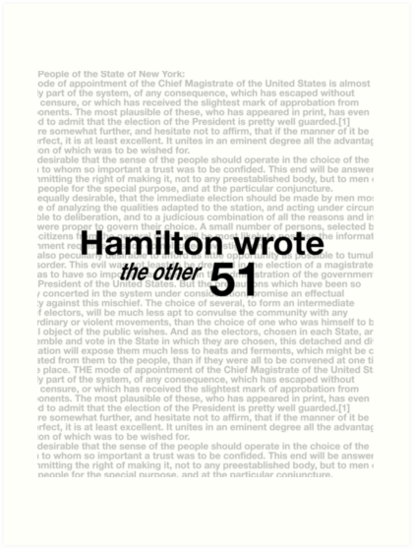 THE FEDERALIST PAPERS HAMILTON EBOOK DOWNLOAD