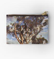 Australian Windswept Tree 01 Zipper Pouch